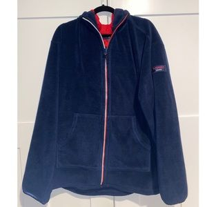 ✨Vintage Tommy Jeans Fleece Zip-up Hoodie✨